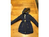 Girls Winter Coat Age 7-8