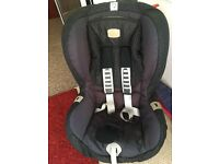 Britax Duo Plus car seat Suitable from 9 months - 4 years approx. (9kg-18kg)