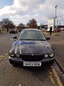 Jaguar X-Type Turbo Diesel 2.0D
