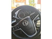 Vauxhall, ASTRA, Hatchback, 2012, Manual, 1398 (cc), 5 doors