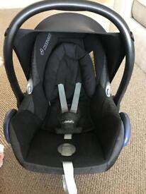 Maxi-cosy car seat