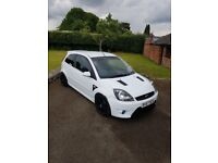 Fiesta ST track car track ready fast modified 2008