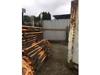 Open storage/ secure compound to let 60ft x 70ft