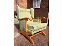 Large Rocking Chair - Armchair - Nursing Chair