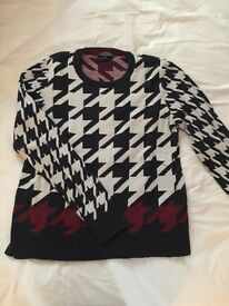 Tommy Hilfiger cashmere and cotton sweater