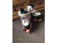 Girls skates 8-11 children's