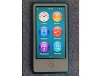 Apple iPod Nano 7th Generation Light Blue (16GB)