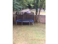 12 foot trampoline