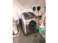 2-Slice Toaster - Stainless Steel - must go by end of Apr