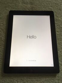 iPad2 Model A1395 Colour Black - 16 GB Wifi & 3 G *** UNLOCKED *** BOXED