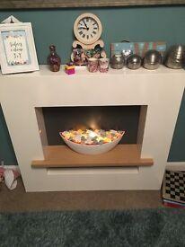 Next gloss fireplace