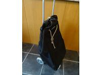 Fold Flat Shopping Trolley