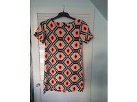Aztec Dress Size S/M