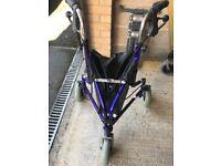 Tri-Walker 3 Wheeled Walker with Bag
