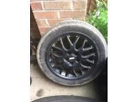 Bbs split rim alloy wheels Mk3 mk4 vw golf Gti