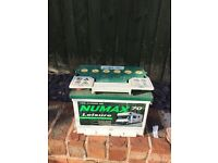 Leisure battery Numax 70