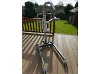 Invacare Birdie 170 kg mobile folding disability hoist