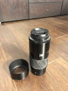 Minolta (beercan) 70-200m f/4