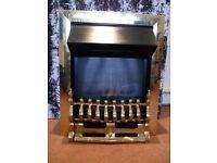 coal efect heater