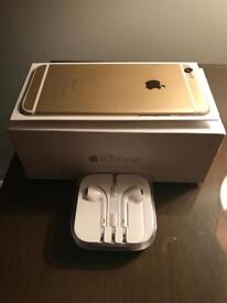iPhone 6 16GB in Gold on Vodafone