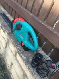 Quality Bosch AHS Electric Hedge Cutter,bargain at only £45
