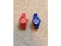 2 Ice Watches for sale