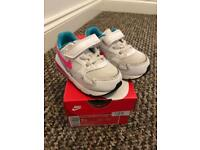 Nike trainers (infant size 6.5)