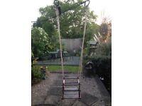 Baby / Toddler wooden swing