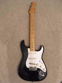 Fender Vintage Hot Rod '57 Stratocaster Black