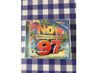 Now 97 CD