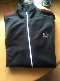 Fred Perry zipper