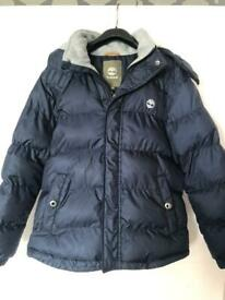 Boys Timberland jacket in immaculate condition