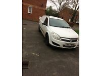 Astra van 1.7cdti 2008 on a 57 plate