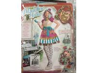 Madeline Hatter fancy dress outfit