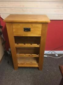 Cabinet wine rack * free furniture delivery *