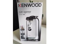 KENWOOD Electric Can Opener 3in1