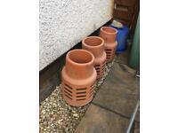 Gas Clay Chimney Pots