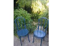 Vintage Bentwood Bistro chairs