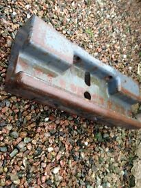 Ford 40/10 series weight block