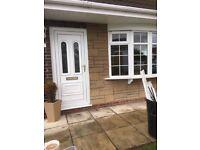UVPC front door