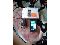 Nokia lumia 635 like new with box all net works swap for ps3