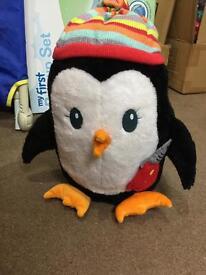 Soft sound penguin