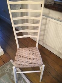Shabby chic Vintage chairs