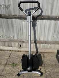 Reebok Stepper Exercise Machine - LCD screen for time, steps/min, total steps, calories - £50