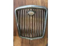 Wolsey 16/60 radiator grill
