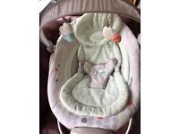 Baby bouncer - Bright Starts - Ingenuity Bella Vista