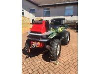 Quad bike Polaris sportsman 500HO