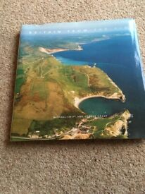 Britain from the Air hardback book - Michael Swift and George Grant