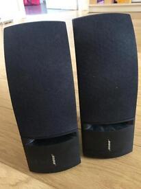 2x 50W Bose Speakers
