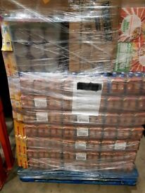 Wholesale food and drink confectionary Pallets